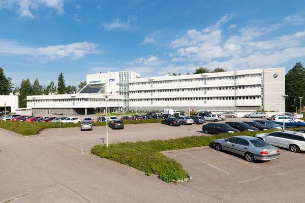 Toimitilat Espoo | Niittymäentie 9 | mobiilipanorama 01