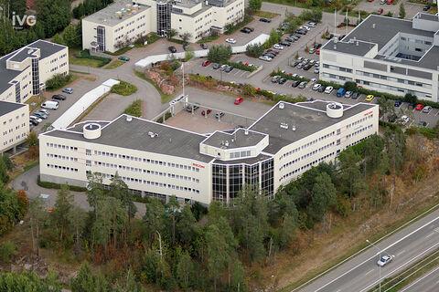 Toimitilat Espoo | Scifin Alfa, Piispantilankuja 4 | ilmakuva 02