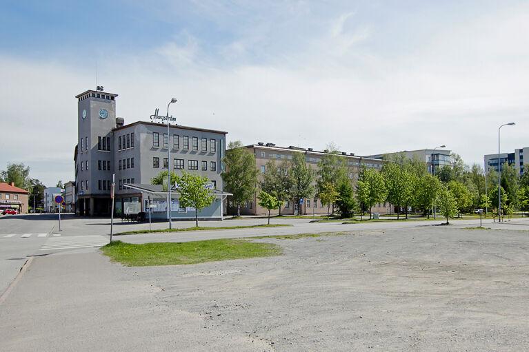 Business premises Kokkola | Pitkänsillankatu 1-3 | mobile panorama 01