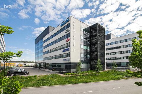 Toimitilat Vantaa | Avia Line, Perintötie 2c | ulkokuva 2