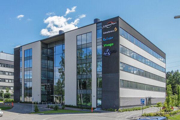 Toimitilat Espoo   Polaris Business Park - Castor, Itsehallintokuja 4   mobiilipanorama 01