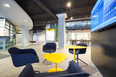 Business premises Helsinki   Vallilan Factory, Kumpulantie 3   inside picture 02 lobby
