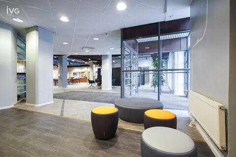 Business premises Helsinki   Vallilan Factory, Kumpulantie 3   inside picture 03 lobby