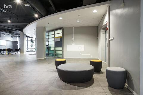 Business premises Helsinki   Vallilan Factory, Kumpulantie 3   inside picture 04 lobby