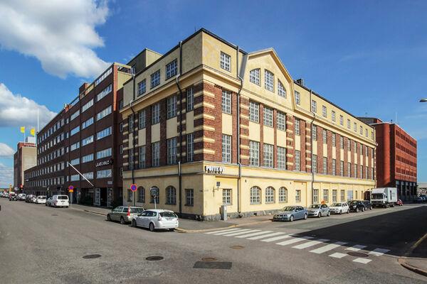 Business premises Helsinki | Vanha Talvitie 11 | mobile panorama 01