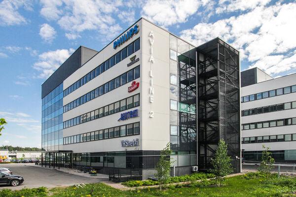 Toimitilat Vantaa | Avia Line, Perintötie 2c | mobiilipanorama