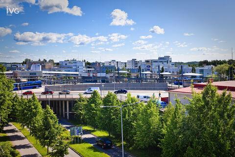 Toimitilat Helsinki | Malmin Kauppatie 8 | liikennöinti 04