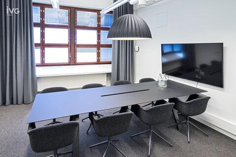 Toimitilat Helsinki | Vallilan Factory, Kumpulantie 3 | sisäkuva 08 kokoustila