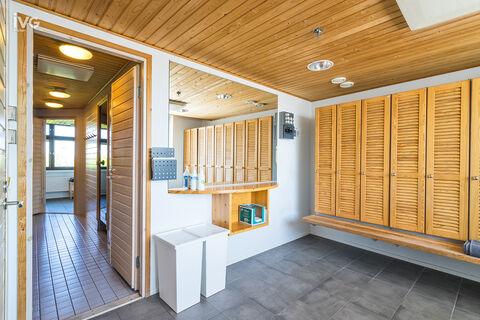 Toimitilat Helsinki | Vallilan Factory, Kumpulantie 3 | sisäkuva 12 sauna