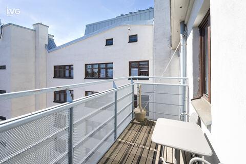 Business premises Helsinki   Vallilan Factory, Kumpulantie 3   inside picture 14 terrace
