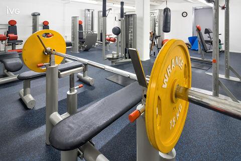 Business premises Helsinki   Vallilan Factory, Kumpulantie 3   inside picture 15 gym