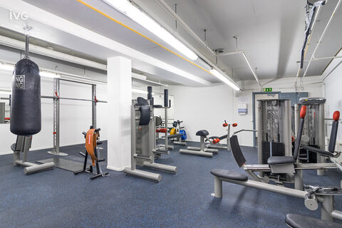 Business premises Helsinki   Vallilan Factory, Kumpulantie 3   inside picture 16 gym