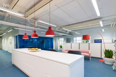 Business premises Helsinki   Vallilan Factory, Kumpulantie 3   inside picture 23 office