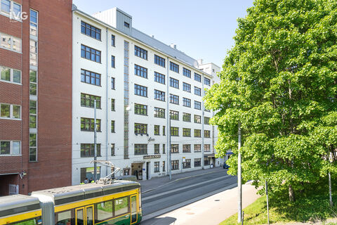 Business premises Helsinki   Vallilan Factory, Kumpulantie 3   outside picture 01