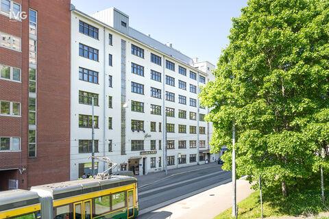 Toimitilat Helsinki   Vallilan Factory, Kumpulantie 3   maakuva 01