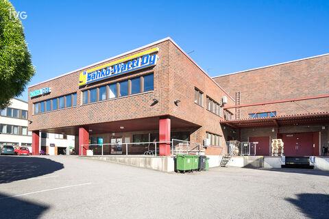 Toimitilat Helsinki | Läkkisepäntie 11 | maakuva 02