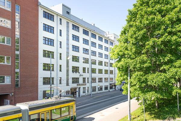 Business premises Helsinki | Vallilan Factory, Kumpulantie 3 | mobile panorama 01