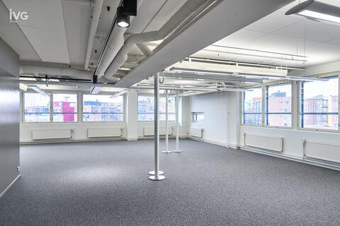 Toimitilat Helsinki | Vallilan Factory, Kumpulantie 3 | sisäkuva toimisto
