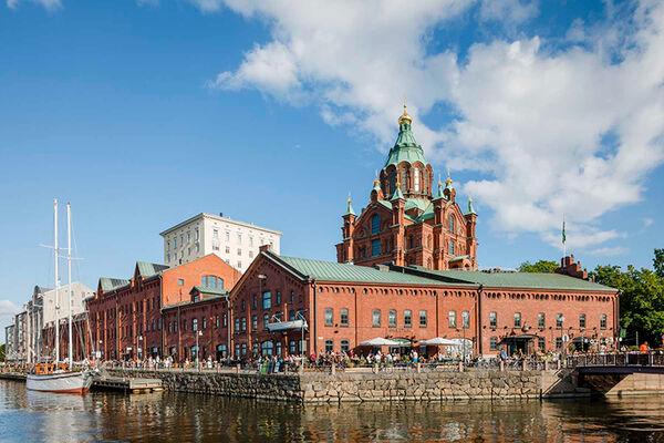 Toimitilat Helsinki   Kanavaranta 3-7   mobiilipanoramakuva