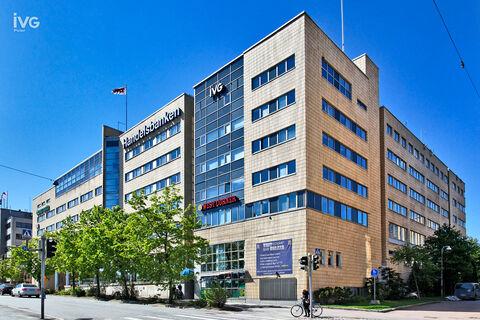 Toimitilat Helsinki | Pasilanraitio 5 | maakuva 01