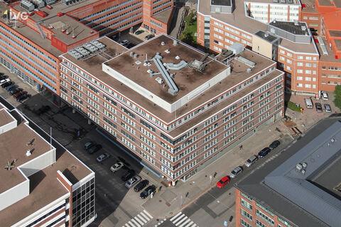 Business premises Helsinki | Elimäenkatu 26 | aerial picture 1