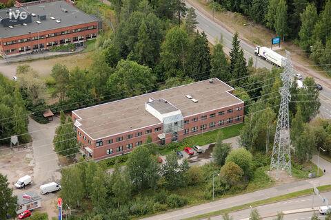 Toimitilat Helsinki   Niittylänpolku 16   ilmakuva 01
