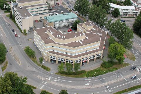 Toimitilat Helsinki | Latokartanontie 7 | ilmakuva 01