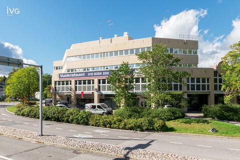 Toimitilat Helsinki | Latokartanontie 7 | maakuva 01