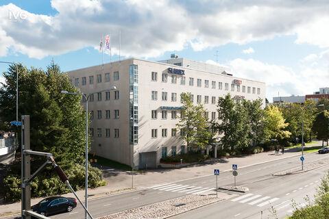 Toimitilat Helsinki | Malminkaari 5 | maakuva 01