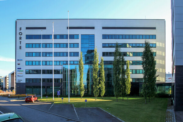 Toimitilat Vantaa   Gate 8, Forte, Äyritie 12   mobiili panorama 1