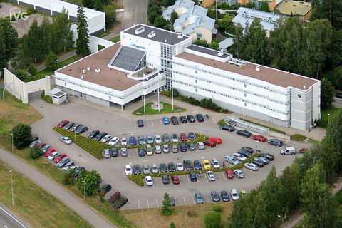 Toimitilat Espoo | Niittymäentie 9 | ilmakuva 01
