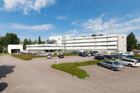 Toimitilat Espoo | Niittymäentie 9 | maakuva 01