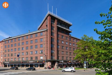 Toimitilat Helsinki | Arkadiankatu 23 | ulkokuva 1