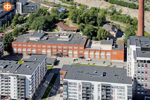 Toimitilat Tampere | Kihlmaninraitti 1 | ulkokuva 1