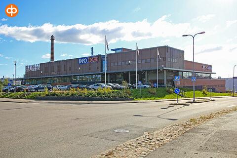 Toimitilat Vantaa | Silvastintie 1 | ulkokuva