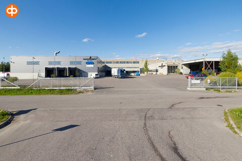 Toimitilat Vantaa  Ansatie 5   ulkokuva