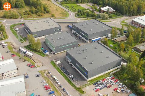 Toimitilat Vantaa | Meiramitie 3 | ilmakuva 3