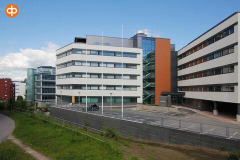 Toimitilat Espoo | Quartetto Business Campus - Intermezzo | ulkokuva 2