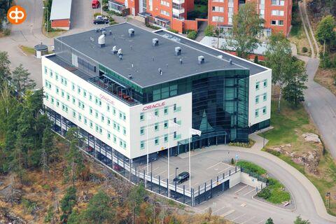 Toimitilat Espoo   Gräsantörmä 2   ulkokuva 1