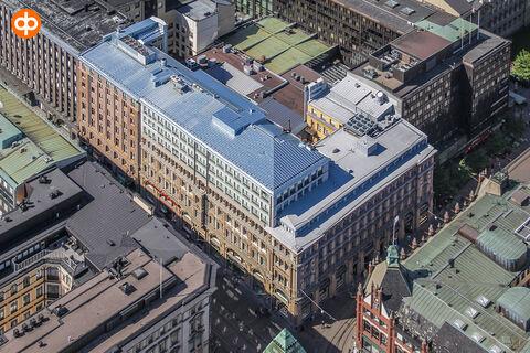 Toimitilat Helsinki   Aleksanterinkatu 15   ulkokuva 1
