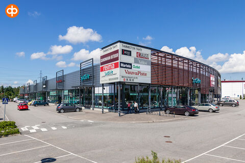 Toimitilat Vantaa | Tammiston Tähti, Nilsaksenpolku 2 | ulkokuva