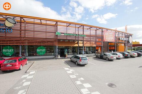 Toimitilat Vantaa | Ostospuisto Tammisto, Sähkötie 2-6 | ulkokuva 2