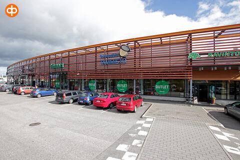 Toimitilat Vantaa | Ostospuisto Tammisto, Sähkötie 2-6 | ulkokuva 3