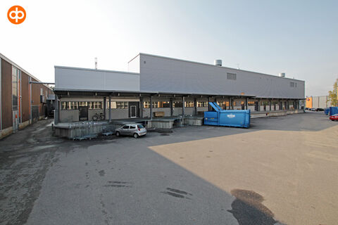 Ostospuisto Tammisto premises