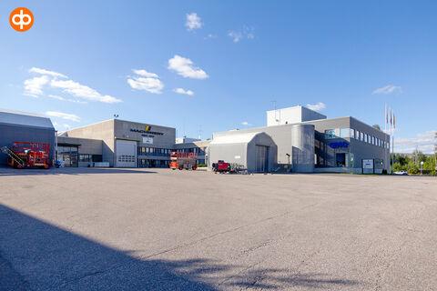Vantaan Ansatie 5 premises