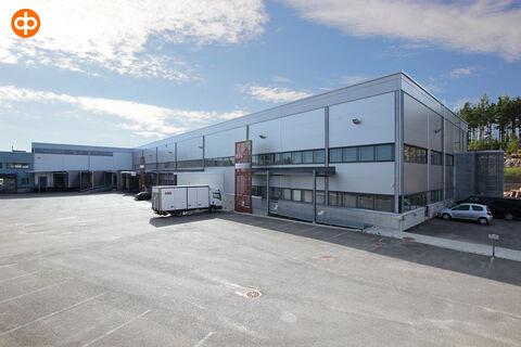 Toimitilat Vantaan   Aerocenter, Junkersintie 1   ulkokuva 2