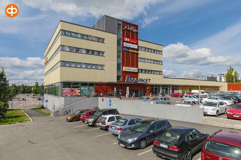Toimitilat Järvenpää | Liikekeskus Aalloppi, Myllytie 1 | maakuva 01