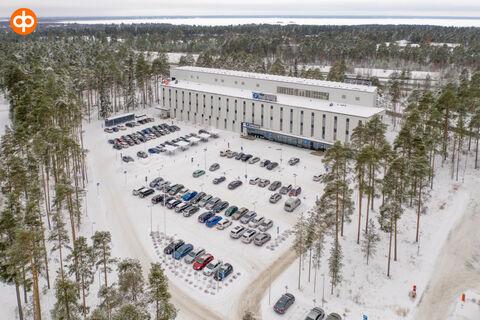 Toimitilat Oulu | Kiilakivenkuja 1 | ilmakuva