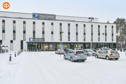 Toimitilat Oulu | Kiilakivenkuja 1 | julkisivukuva