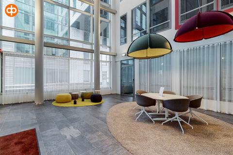 Toimitilat, Helsinki   Aitio Business Park Verdi, Nauvontie 14   sisäkuva2